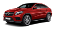Mercedes-Benz GLE Coupe 2015-